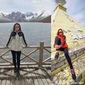 衝鋒衣 戶外中長款沖鋒衣女三合一兩件套西藏防水風衣登山滑雪服男潮牌冬 米蘭街頭