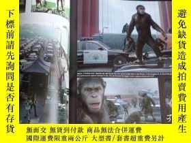 二手書博民逛書店Rise罕見of the Planet Apes and Daw
