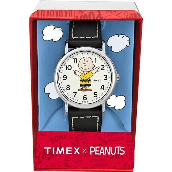 【分期0利率】TIMEX 天美時 SNOOPY 限量聯名款 原廠公司貨 TXTW2T60900