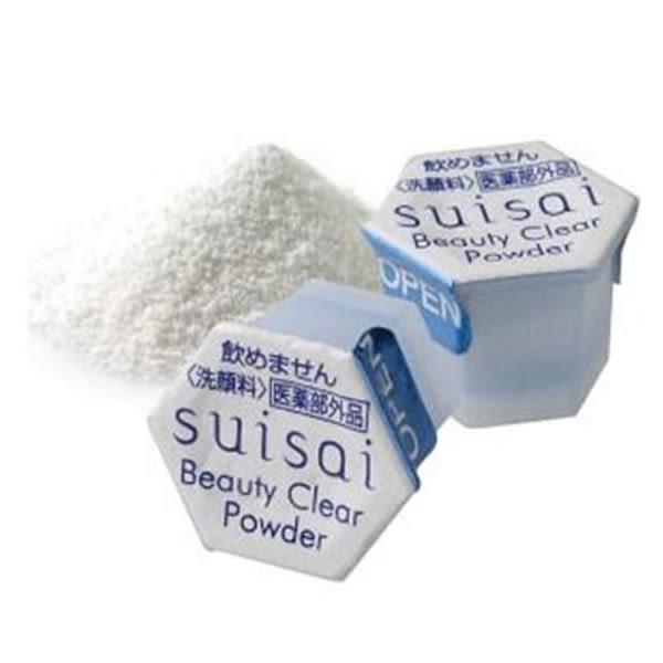 Kanebo佳麗寶 suisai酵素洗顏粉(藍)0.4g (單顆)【小三美日】