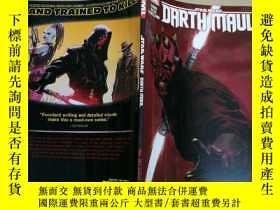 二手書博民逛書店Star罕見Wars: Darth Maul 星球大戰:達斯摩爾