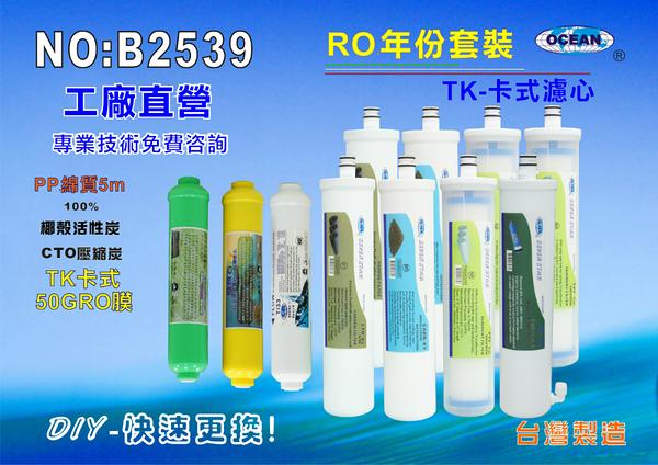 TK-卡式RO年份濾心淨水器 電解水機 飲水機 濾水器 過濾器咖啡機.製冰機質NO:B2539【七星淨水】