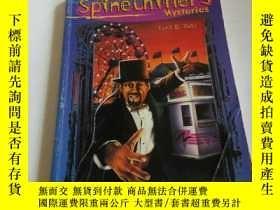 二手書博民逛書店spine罕見chillers(英文)Y212829