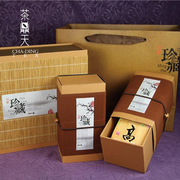 【茶鼎天】頂級阿里山茶-珍藏茗品禮盒SGS農藥殘留檢測通過