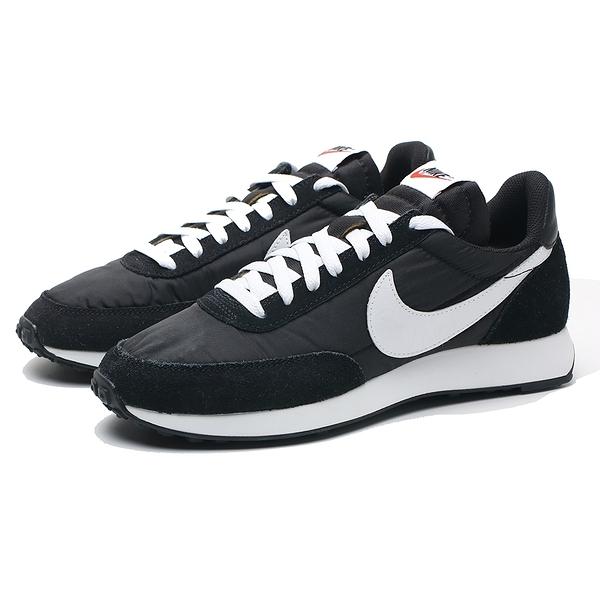 NIKE 休閒鞋 AIR TAILWIND 79 黑白 尼龍 復古潮流 經典款 男 (布魯克林) 487754-012