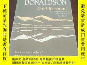 二手書博民逛書店Fatal罕見Revenant: The Last Chroni