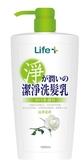 Life+ 溫和潔淨洗髮乳【躍獅】