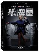 【停看聽音響唱片】【DVD】紙牌屋第6季