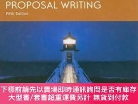 二手書博民逛書店The罕見Foundation Center s Guide To Proposal WritingY2551