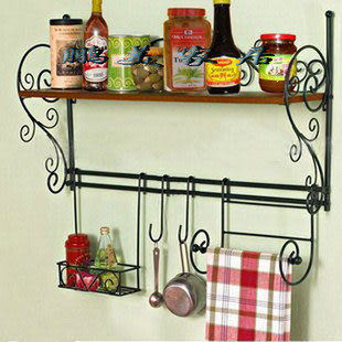 鐵藝廚房用品/鐵藝置物架