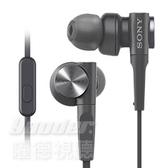 【曜德★新品】SONY MDR-XB55AP 黑 重低音入耳式 支援智慧型手機 / 免運 / 送硬殼收納盒