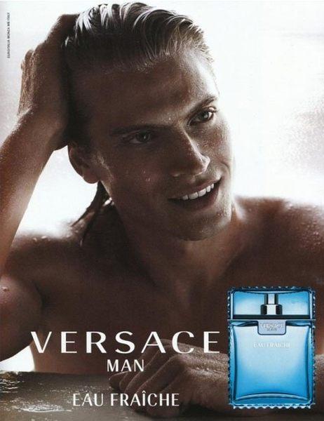 Versace Eau Fraiche 雲淡風輕男香  5ML香水分享瓶◐香水綁馬尾◐
