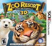 3DS Zoo Resort 動物園瘋狂(美版代購)