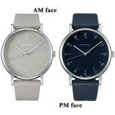 【台南 時代鐘錶 ISSEY MIYAKE】三宅一生 日本設計師品牌 岩崎一郎  f系列 AM/PM對錶