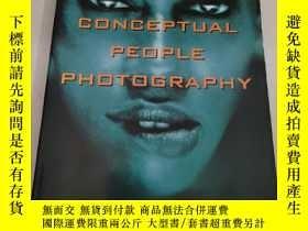 二手書博民逛書店CONCEPTUAL罕見PEOPLE PHOTOGRAPHY 11 [概念人物攝影] 原版 沒勾畫Y6318