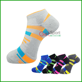線形加壓運動襪(慢跑踝襪/襪子/慢跑襪/足弓襪/氣墊襪/機能襪/台灣製)