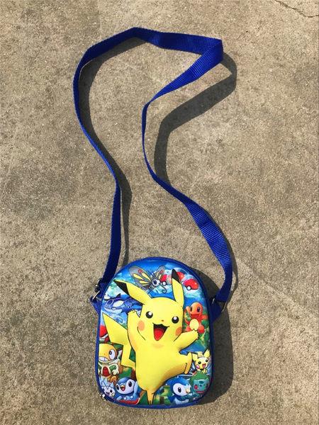 兒童單肩斜背旅遊零食小包