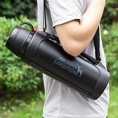 富光保溫水壺大容量戶外旅行水杯男車載便攜超大號不銹鋼瓶2000ML 陽光好物