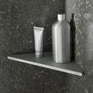 【麗室衛浴】客戶德國帶回頂級三角浴室置物架- shelf 1155717 數量2只