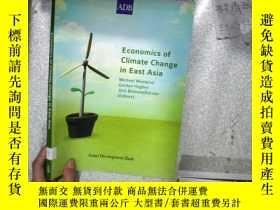 二手書博民逛書店ECONOMICS罕見OF CLIMATE CHANGE IN