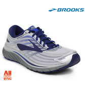 【BROOKS】男款穩定型慢跑鞋  Glycerin 15  -白鐵灰(581D046)-現貨/預購全方位跑步概念館