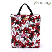 電腦包 包包 防水包 雨朵小舖雨朵防水包 M287-366 13吋筆電包(直式)-白KIKI貓大02077 funbaobao