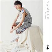 韓國製 套裝背心 側線條【VT20420】- SAMPLE