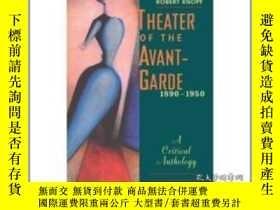 二手書博民逛書店Theater罕見of the Avant-Garde, 189