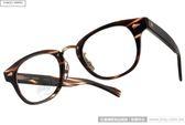 STANCEY RAMARS 光學眼鏡 SR000 C03 (流線棕-金) 日系古典別緻簡約款 # 金橘眼鏡