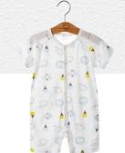 嬰兒連身衣服夏季薄款長袖