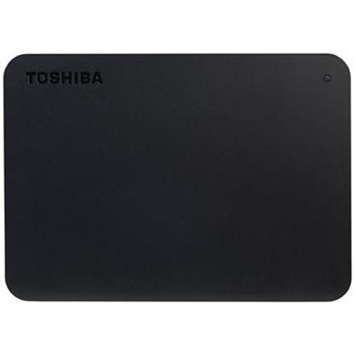 【促銷優惠加送硬碟保護套】 Toshiba Canvio Basics A3 黑靚潮lll 4TB 2.5吋行動硬碟