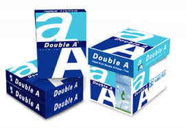 Double A Letter Size Paper多功能影印紙(70磅 x 1包)只要Double A萬事都OK