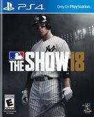 PS4 美國職棒大聯盟 18(英文版)