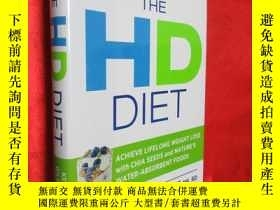 二手書博民逛書店The罕見HD Diet: Achieve Lifelong W