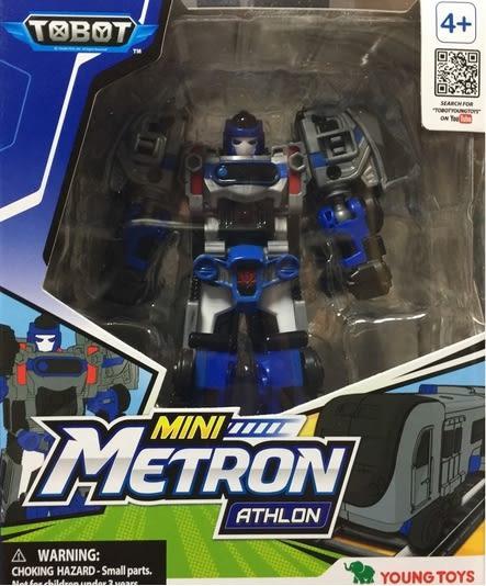 TOBOT MINI METRON 電光 YT01083 原廠公司貨 YOUNG TOYS