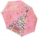 迪士尼 Disney TSUMTSUM 疊疊樂 長傘 粉色 TOYeGO 玩具e哥