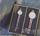 韓版簡約潮流時尚休閒石英手錶男錶女錶中學生情侶一對李易峰同款 小時光生活館