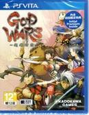 現貨中 PSV遊戲 GOD WARS超越時空 God Wars Future 跨越時空 中文亞版【玩樂小熊】