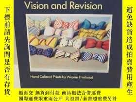 二手書博民逛書店Vision罕見and Revision: Hand Color