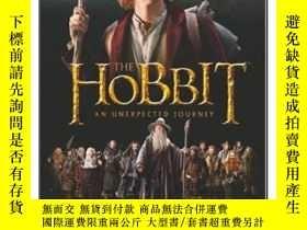 二手書博民逛書店The罕見Hobbit: An Unexpected Journey - Visual Companion霍比特人