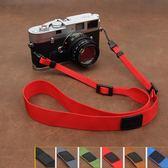 相機帶 cam-in 個性簡約微單數碼相機背帶  尼龍攝影肩帶 索尼佳能富士 玩趣3C
