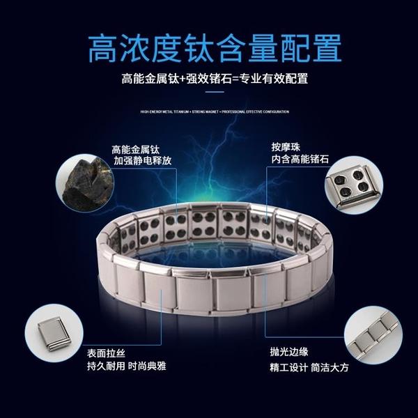 靜電手環 2021款去除身體無線防靜電手環人體靜電腕環磁石手鏈男女 薇薇