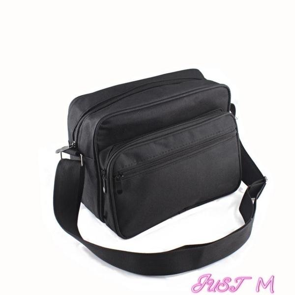 工具包單肩挎包 五金工具包加厚帆布工具袋 收款腰包 電工包背 JUST M