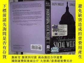 二手書博民逛書店Understanding罕見Social Welfare (6