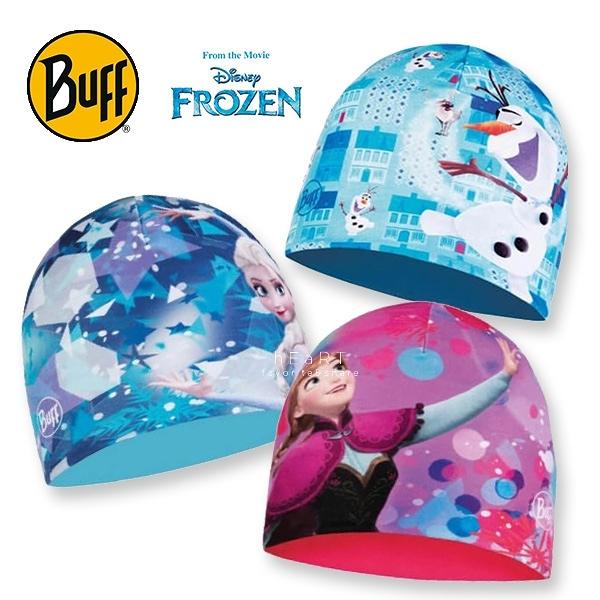 西班牙BUFF兒童冰雪奇緣-雙層保暖帽Plus 帽子 童帽