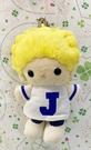 【震撼精品百貨】彼得&吉米Patty & Jimmy~三麗鷗 彼得&吉米絨毛鎖圈吊飾-男J*36812