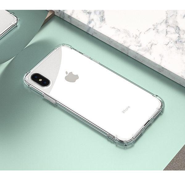 【SZ62】簡約透明防摔殼 iPhone Xs手機殼 iPhone XR iPhone XS Max手機殼
