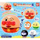 全套5款【日本正版】麵包超人 旋轉迴力車 P4 扭蛋 轉蛋 迴力車 玩具車 細菌人 紅精靈 BANDAI - 488910