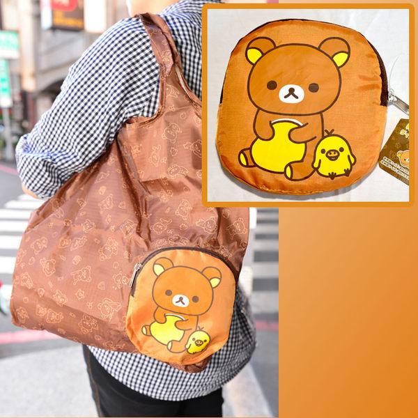 拉拉熊 懶懶熊 購物袋 手提袋 日本正版