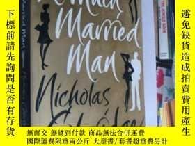 二手書博民逛書店A罕見Much Married ManY85718 Nichol